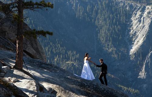 Ölüme meydan okuyan evlilik