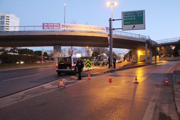 Maraton İstanbul yollarını kapattırdı