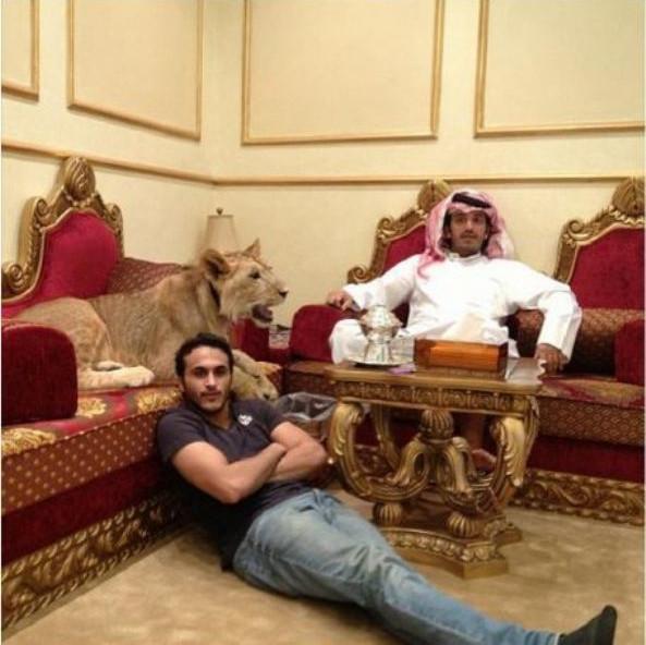 Arap milyonerlerin şok eden paylaşımları!