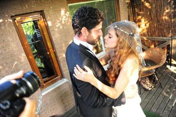 Ünlü İsimlerin bilinmeyen düğün fotoğrafları