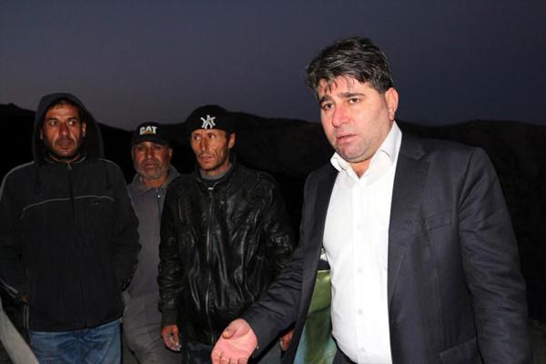 PKK Şırnakta şantiye bastı!