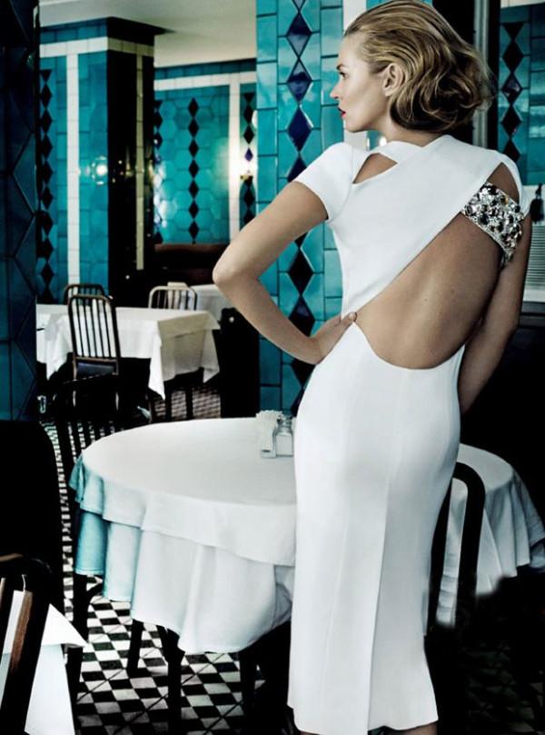 Kate Moss İstanbulu tanıttı