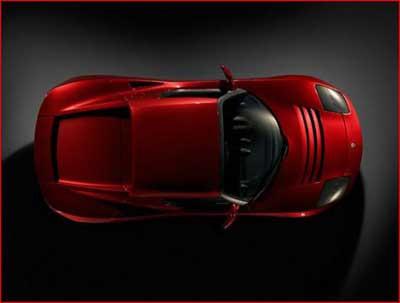 Elektrikli hız canavarı :Tesla Roadster