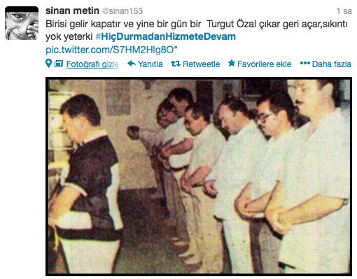 Cemaatten Erdoğana fotoğraflı savaş