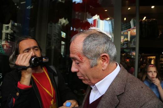 Ankarada öğretmenlere polis müdahalesi