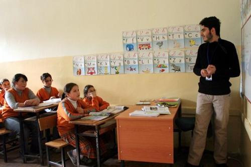 Öğrencilerine hayat veren öğretmenler