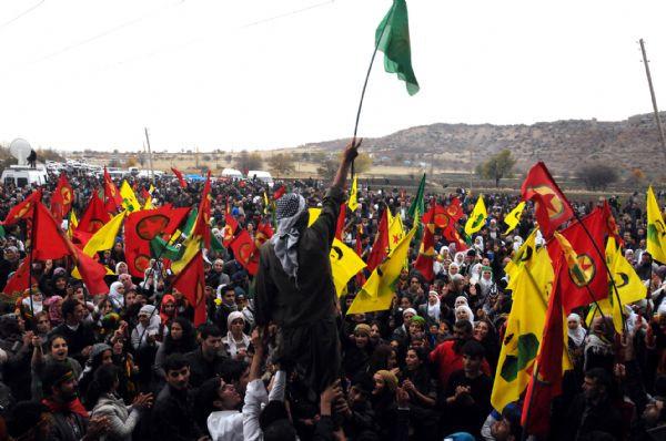 BDPliler PKKnın kuruluşu kutladı