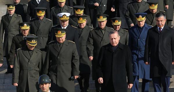 Erdoğan ve Özelden neşeli pozlar