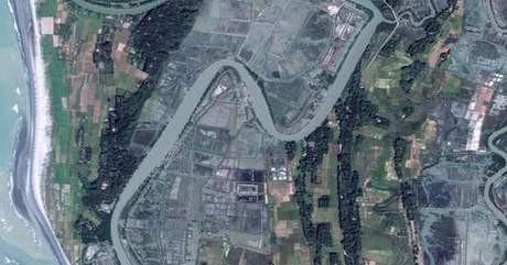 Myanmar haritadan siliniyor