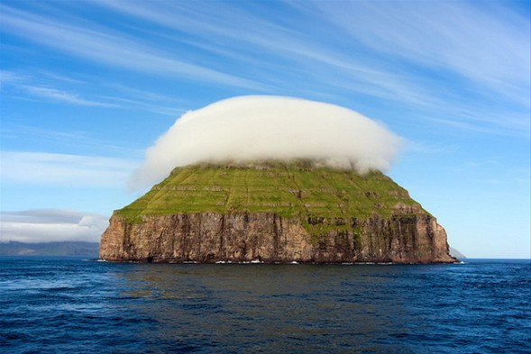 Dünyanın en ilginç adası