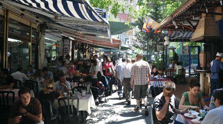 İstanbulda turist olun!