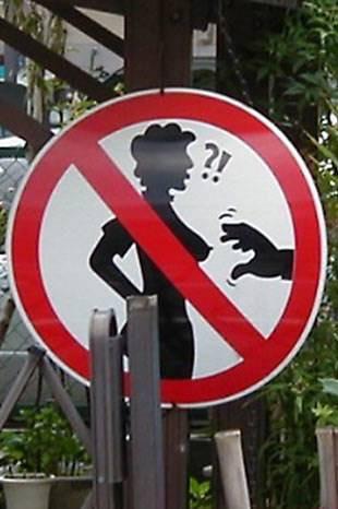 Anlam verilemeyen işaretler!
