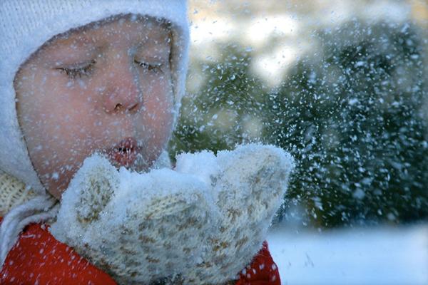 Çocukların kışı sağlıklı geçirmesi için tavsiyeler