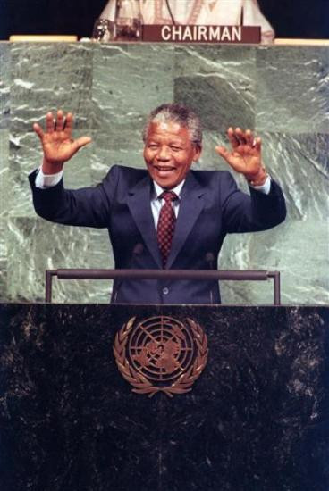 Nelson Mandelanın hapisten çıkışının ardından geçen 20 yıl
