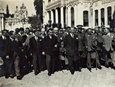 Özel fotoğrafçısının vizöründen Atatürk