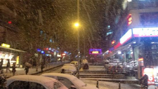 Başkent Ankara kara teslim