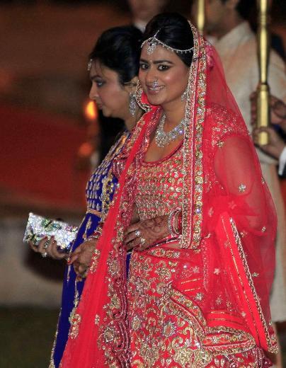 İspanyada 60 milyon euroluk Hint düğünü