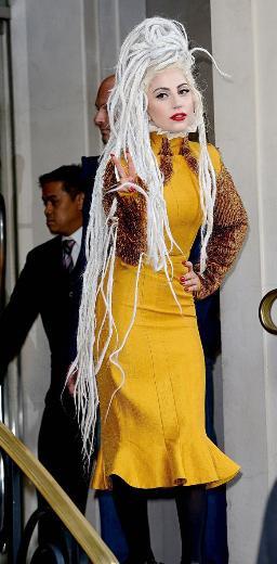 Lady Gaga Zeynep'i seçti