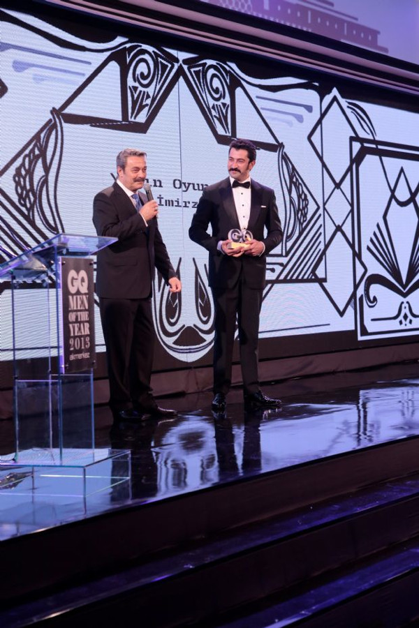 GQ Men Of The Year ödül töreni