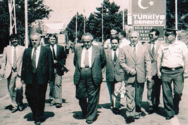 Abdullah Gül'ün tarihi fotoğrafları