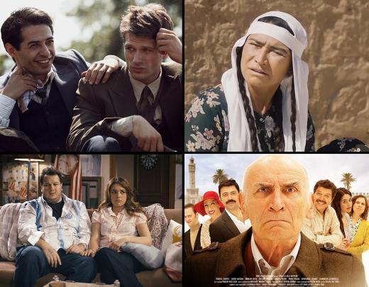 Yerli filmler 2013de de zirveyi bırakmadı