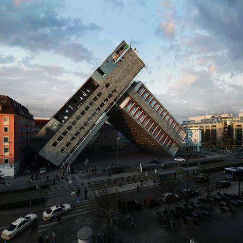 Almanya bu oteli konuşuyor