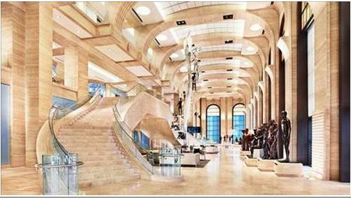 Tarikatın 145 milyon dolarlık genel merkezi