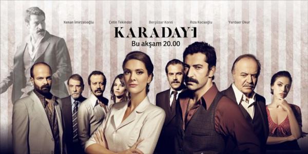 2013te Türkiyede trend olan diziler