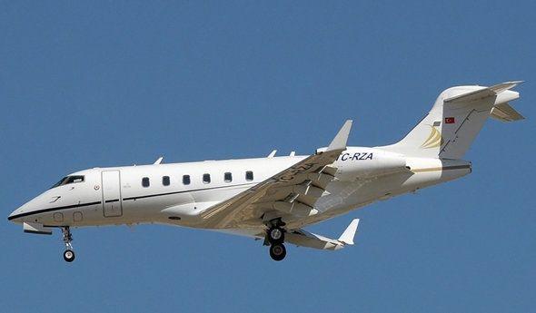 Reza Zerrab, bu uçağı eşi Ebru Gündeşe almıştı