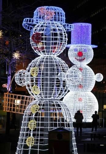 Dünyadan ışıl ışıl Yeni Yıl heyecanı
