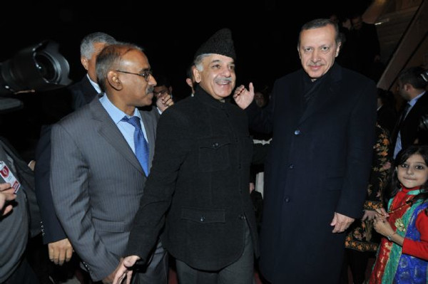 Başbakan Erdoğan Pakistanda