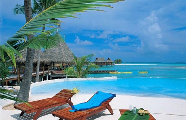 Az bilinen tatil cennetleri