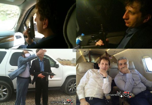 Babek Zencaninin yeni fotoğrafları ortaya çıktı