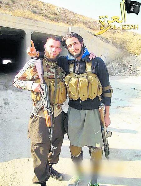 El Kaide'nin Alman tugayı