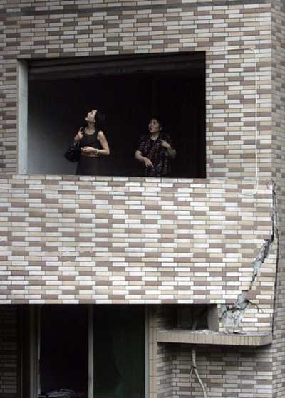 Çinde 7,8lik deprem