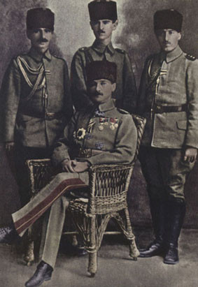 Sabiha Sultan ve Mustafa Kemal