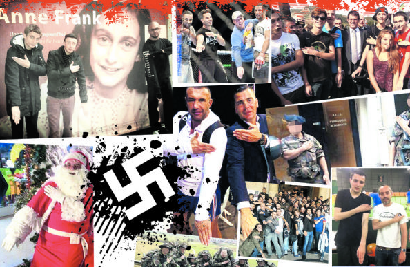 Gizli Naziler'in yeni selamı