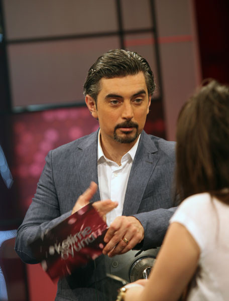 Ali İhsan Varol konuştu