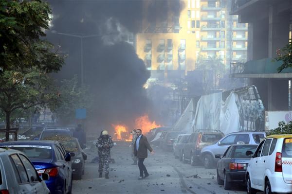 Beyrutta bombalı saldırı