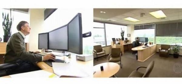 Ünlü CEOların ofisleri