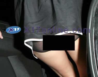 Nicky Hilton fena yakalandı !
