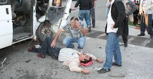 Bodrumda TIR minibüsle çarpıştı: 2si ağır 15 yaralı