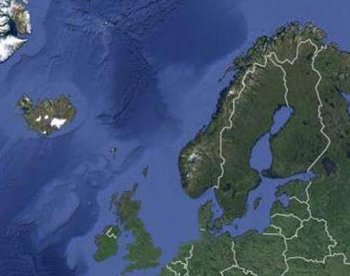Bu dünya haritasında Türkiye yok!