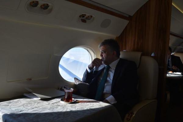 Cumhurbaşkanlığından fotoğraflarla 2013 Yılı