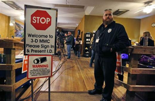 Coloradoda yasal esrar satışı başladı
