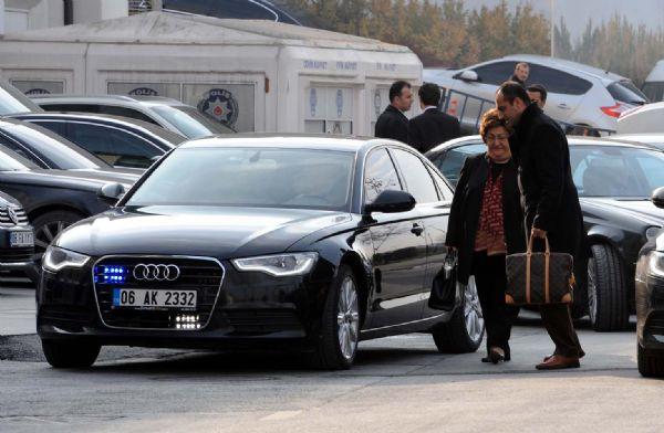Başbakan Erdoğan, kurmaylarıyla 7.5 saat toplantı yaptı