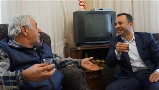 Bakan Müezzinoğlunun çay isteğini reddeden vatandaş konuştu