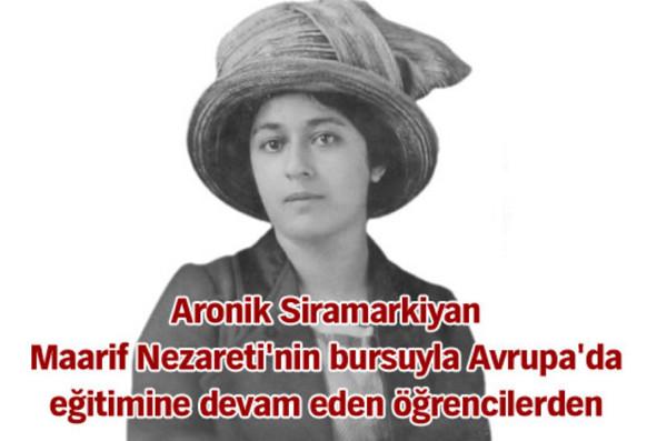 Avrupada okuyan Osmanlı kızları