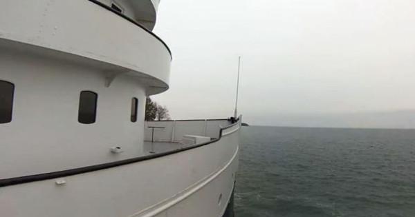 Yazlık gemi!