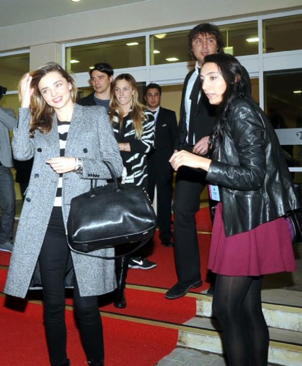 Miranda Kerr Türkiyede!